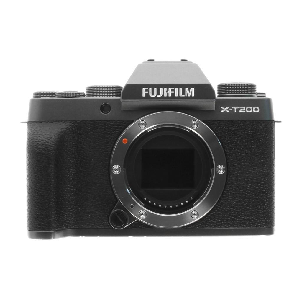 Fujifilm X-T200 dunkelsilber - neu