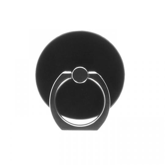 Handy Fingerhalter / Ständer -ID17447 schwarz - neu