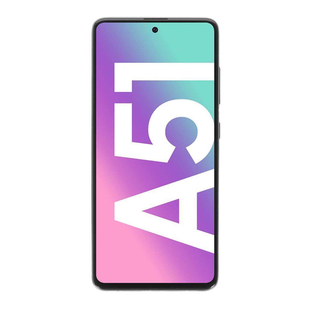 Samsung Galaxy A51 (A515F/DS) 128GB negro - nuevo