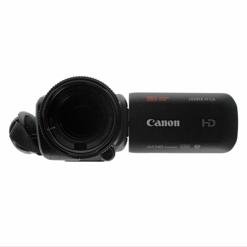 Canon Legria HF G26 negro - nuevo