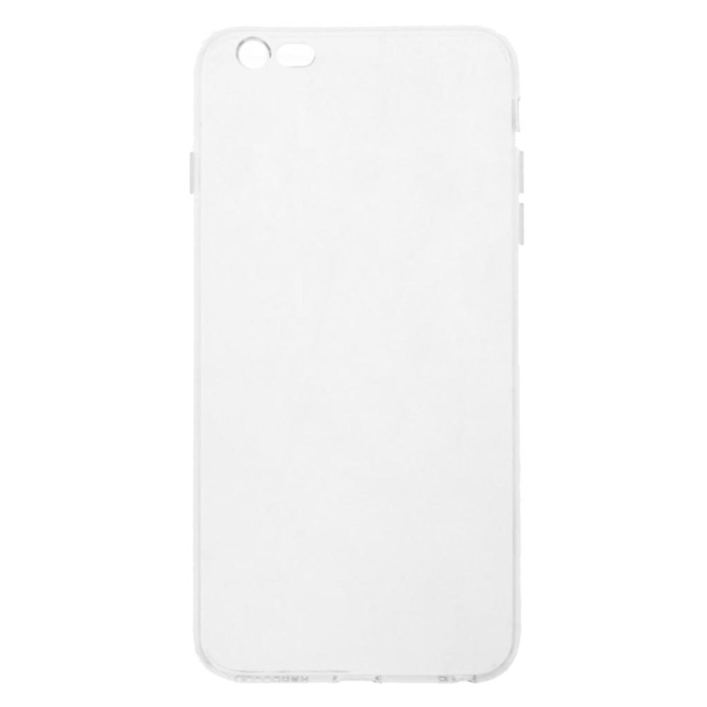 Soft Case für Apple iPhone 6 Plus / 6S Plus -ID17511 durchsichtig - neu