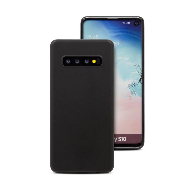 Hard Case für Samsung Galaxy S10 -ID17524 schwarz - neu