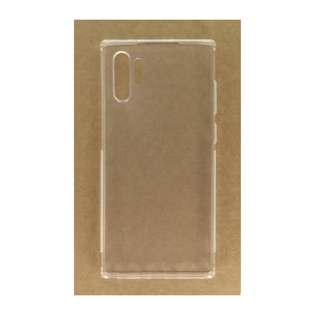 Soft Case für Samsung Galaxy Note 10 Plus -ID17533 durchsichtig - neu