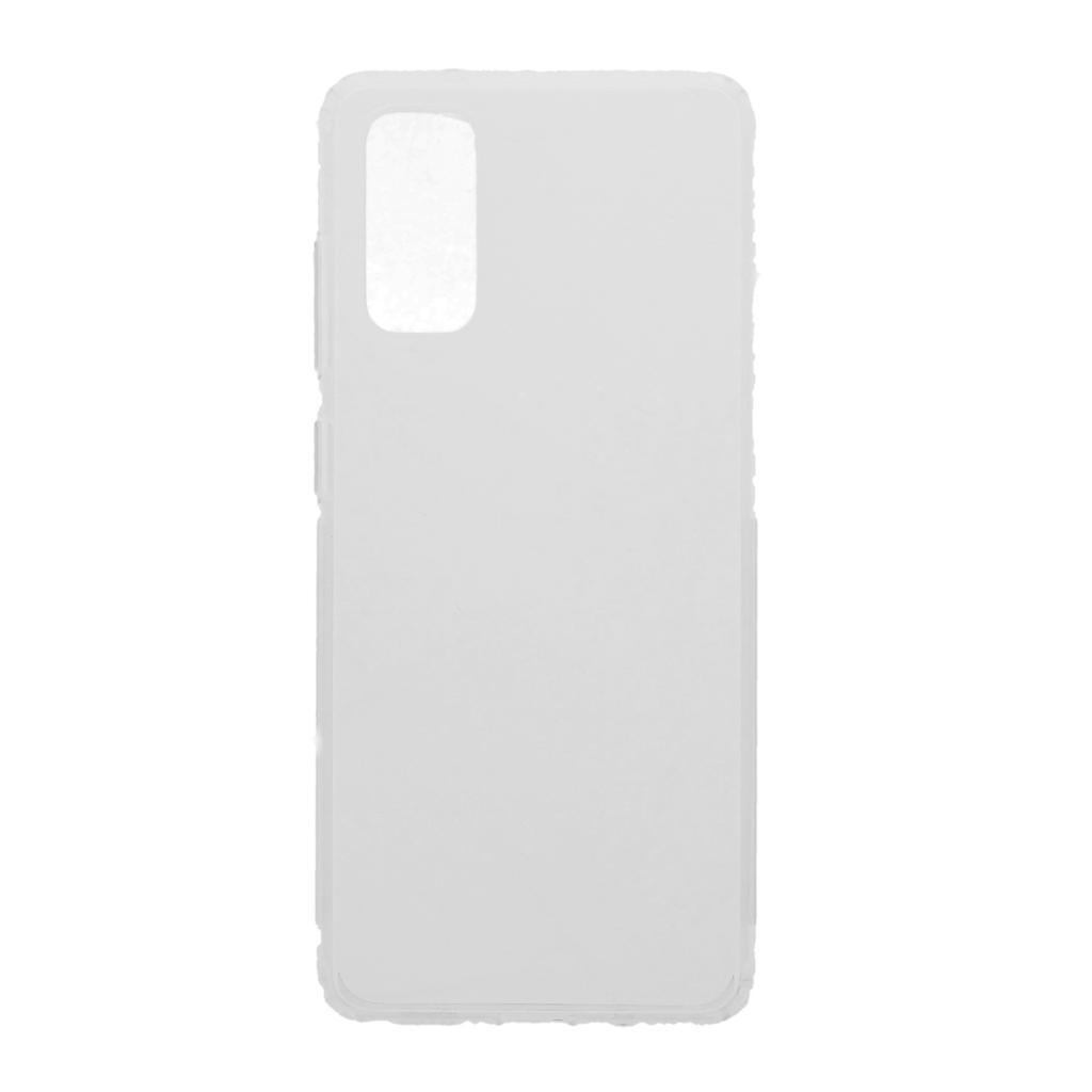 Soft Case für Samsung Galaxy S20 -ID17537 durchsichtig - neu