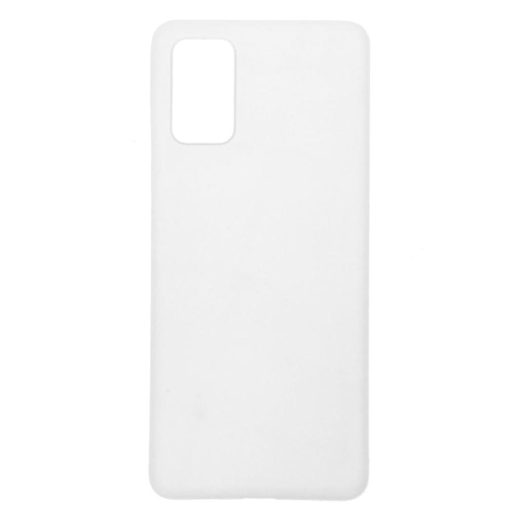Hard Case für Samsung Galaxy S20 Plus -ID17542 weiß/durchsichtig - neu