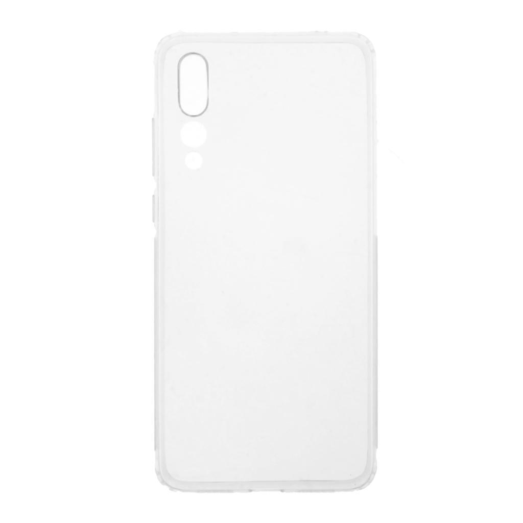 Soft Case für Huawei P20 Pro -ID17551 durchsichtig - neu