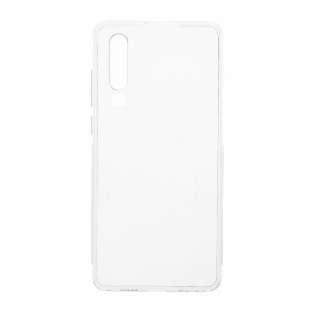 Soft Case für Huawei P30 -ID17552 durchsichtig - neu
