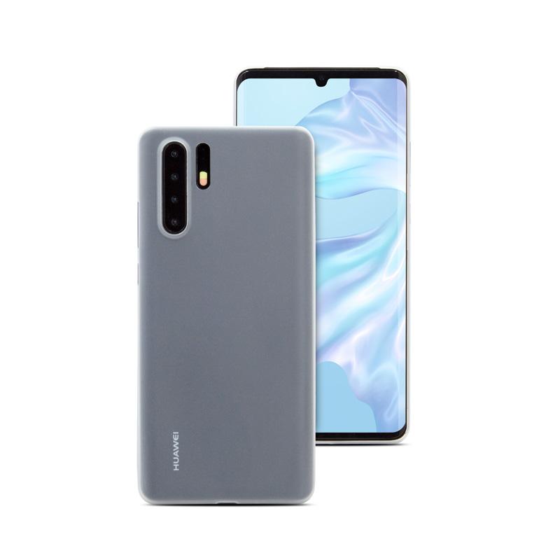 Hard Case für Huawei P30 Pro -ID17554 weiß/durchsichtig - neu