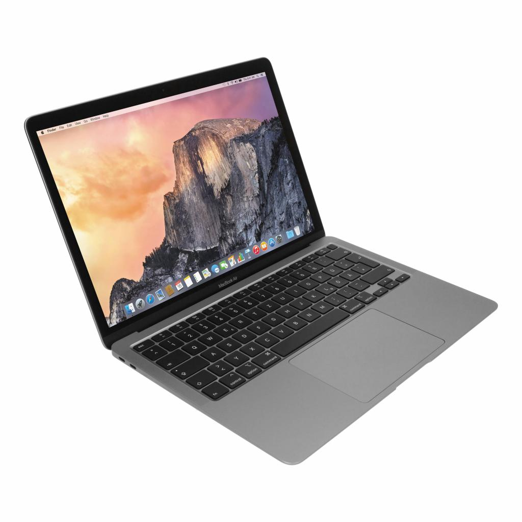 "Apple MacBook Air 2020 13"" (QWERTZ) Intel Core i3 1,1 GHz 256 GB SSD 8 GB gris espacial - muy bueno"