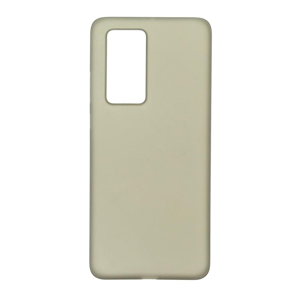 Hard Case für Huawei P40 Pro -ID17576 schwarz/durchsichtig - neu