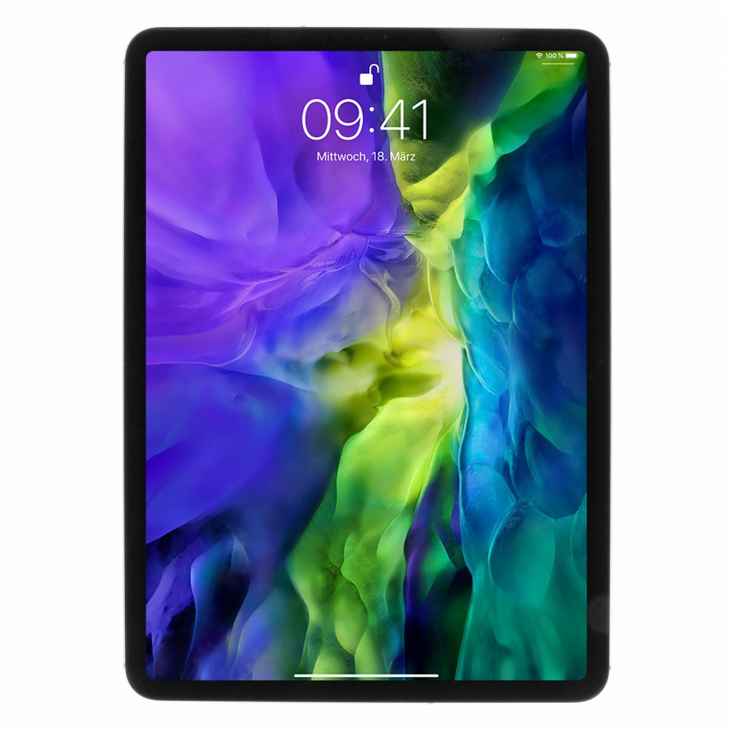 "Apple iPad Pro 11"" Wi-Fi + Cellular 2020 1TB silber - gut"