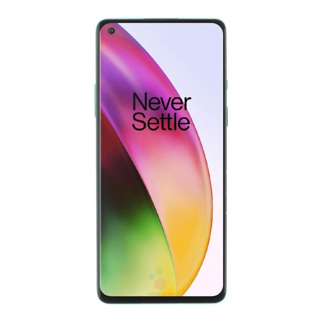 OnePlus 8 5G Dual-Sim 256GB interstellar glow - neu