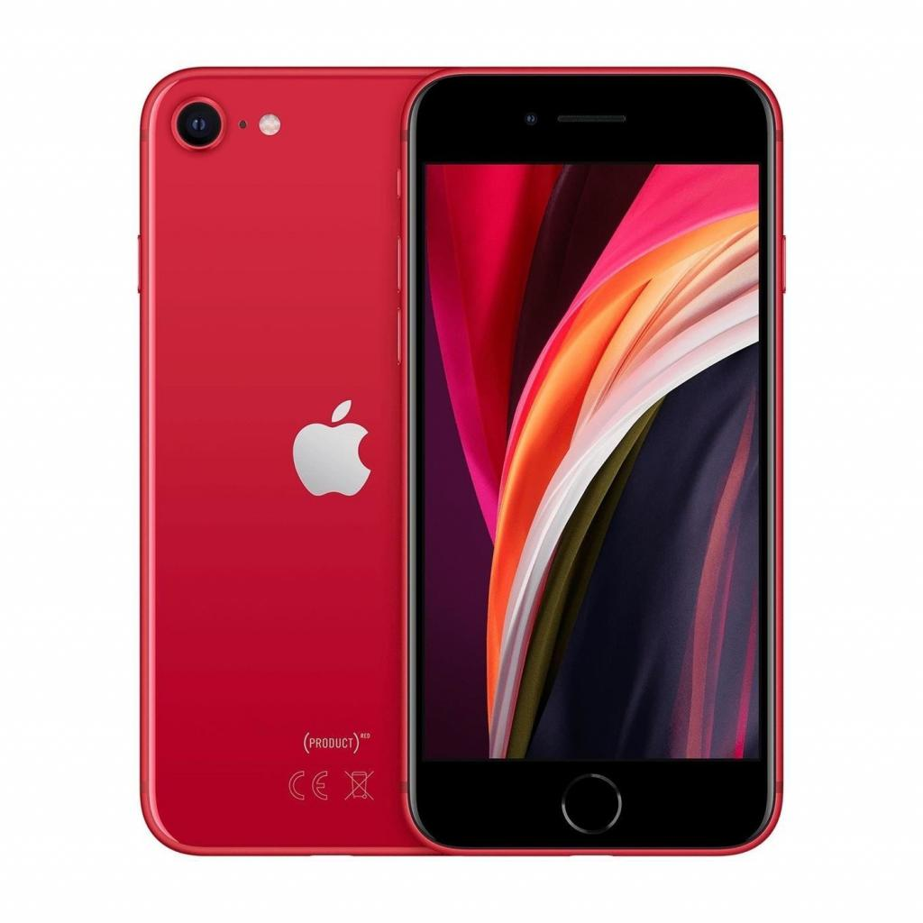 Apple iPhone SE (2020) 256GB rojo - nuevo