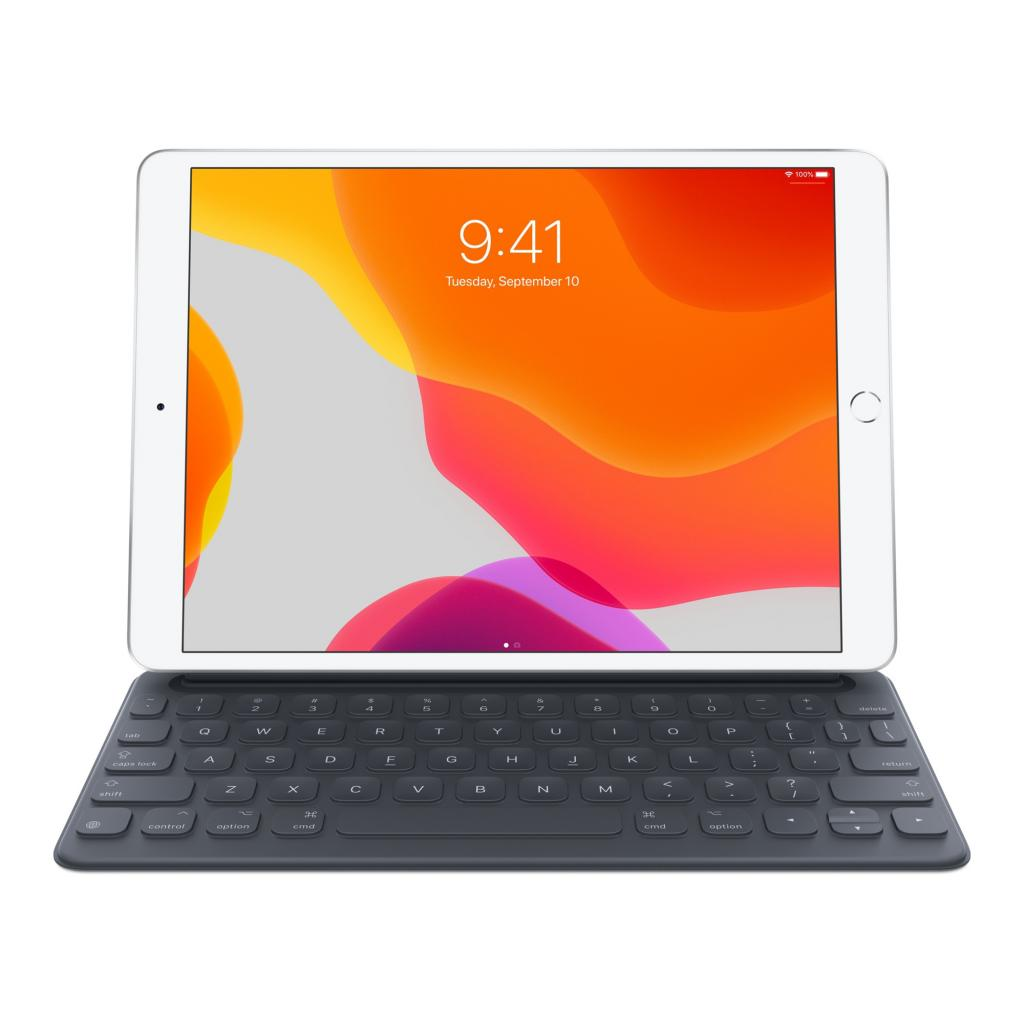 "Apple Smart Keyboard für iPad 7 Gen. / iPad Pro 10,5"" / iPad Air 3 Gen. (MX3L2D/A) schwarz - neu"