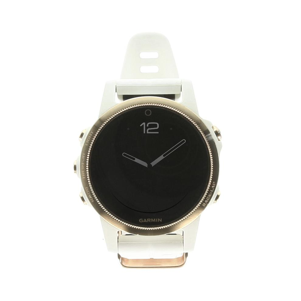 Garmin Fenix 5S Saphir or/rose (010-01685-17) - Neuf