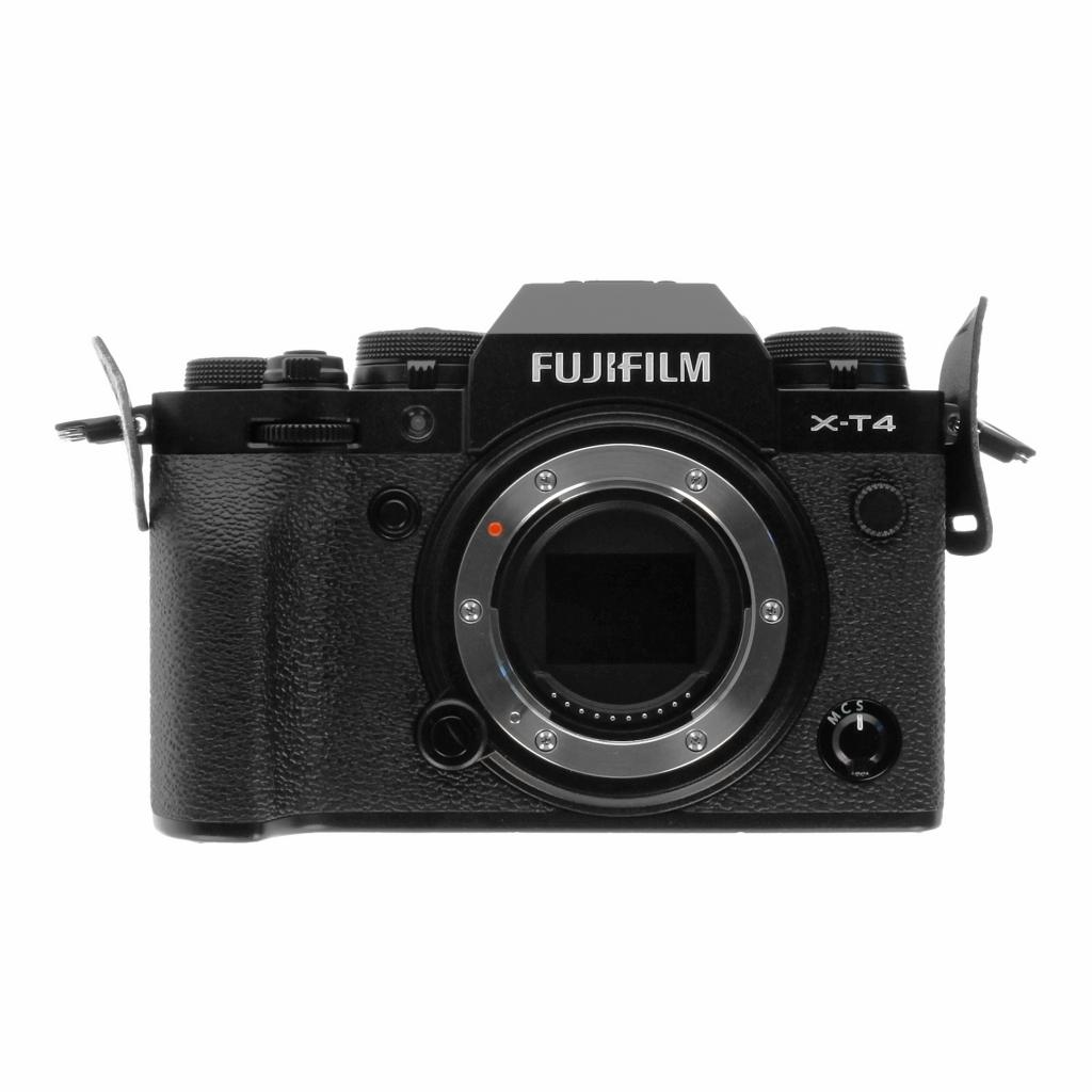 Fujifilm X-T4 schwarz - neu
