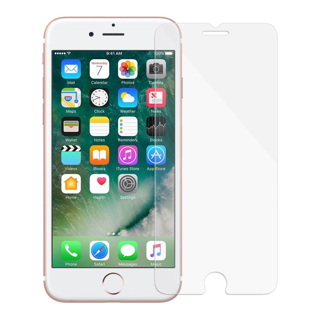 [2 Stück] Panzerglas für Apple iPhone SE (2020) - ID17673 durchsichtig - neu