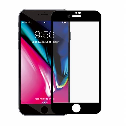 Ultra Panzerglas für Apple iPhone SE (2020) -ID17674 schwarz - neu