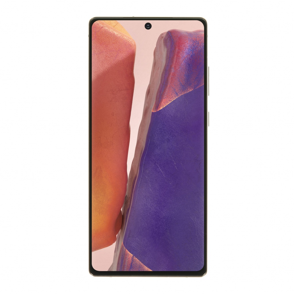 Samsung Galaxy Note 20 N980F DS 256GB bronze - neu