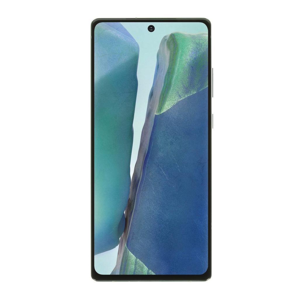 Samsung Galaxy Note 20 5G N981B DS 256GB verde - nuevo