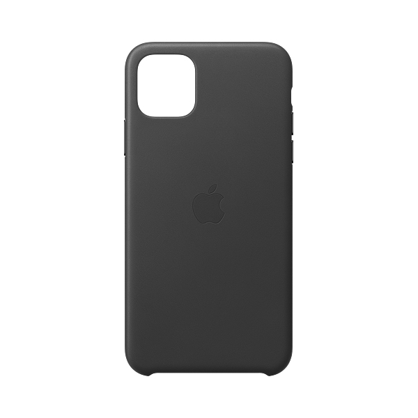 Apple Silikon Case für iPhone 11 Pro Max (MX002ZM/A) schwarz - gut
