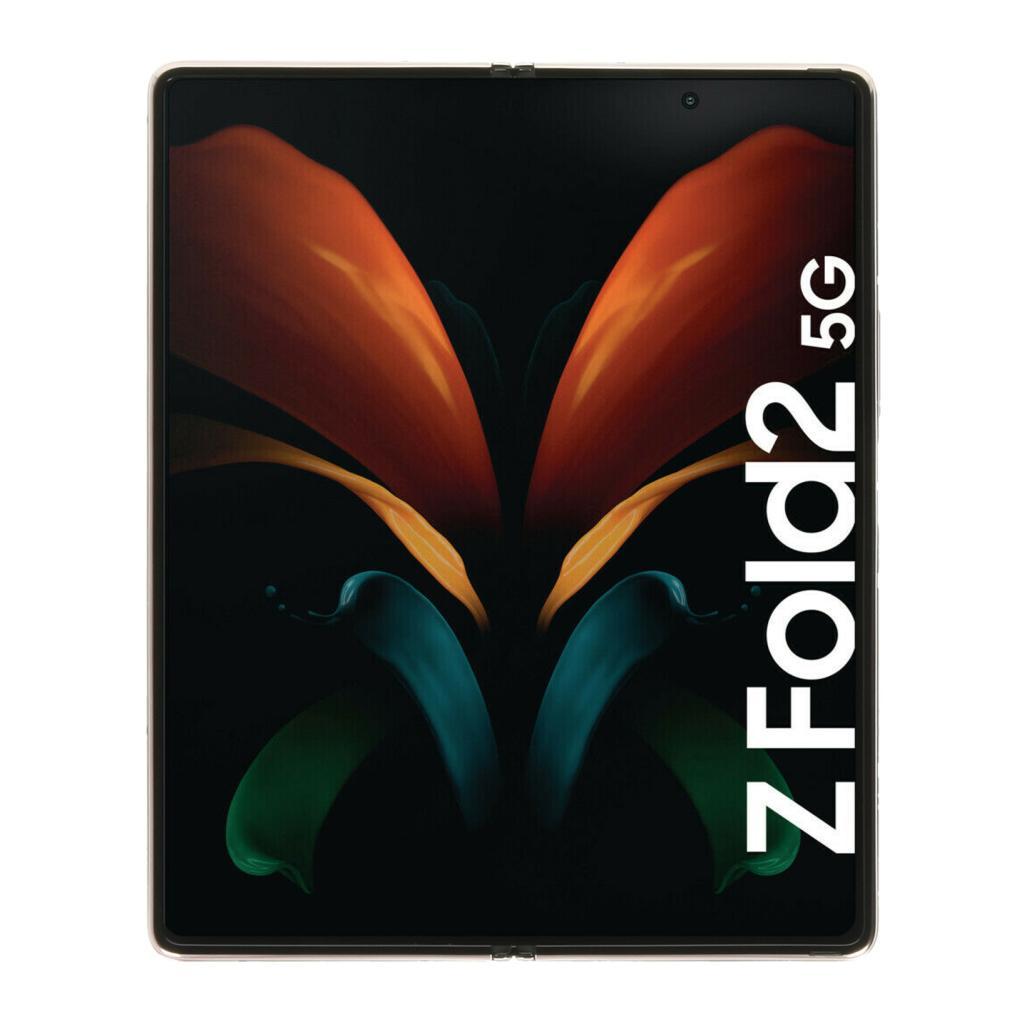 Samsung Galaxy Z Fold2 (F916B) 5G 256GB bronze - neu