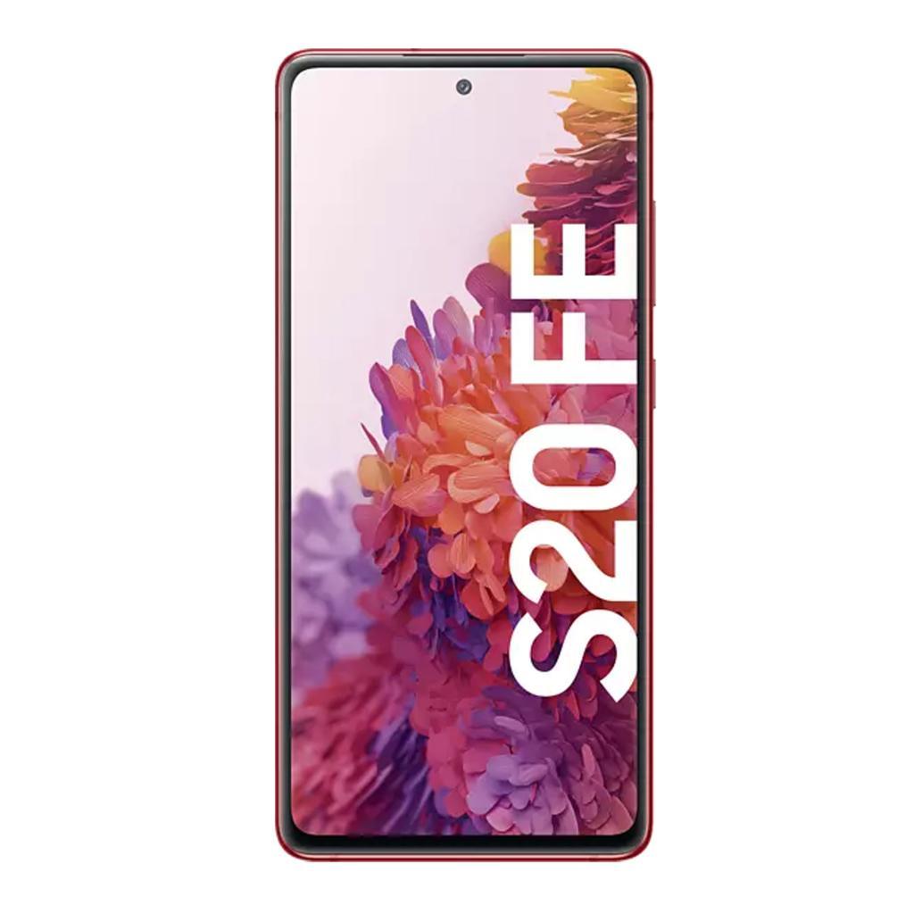 Samsung Galaxy S20 FE G780F/DS 128GB rot - neu
