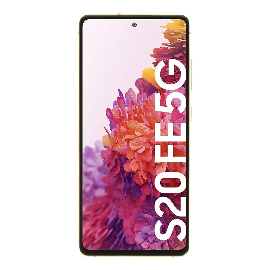 Samsung Galaxy S20 FE 5G G781B/DS 128GB orange - neu
