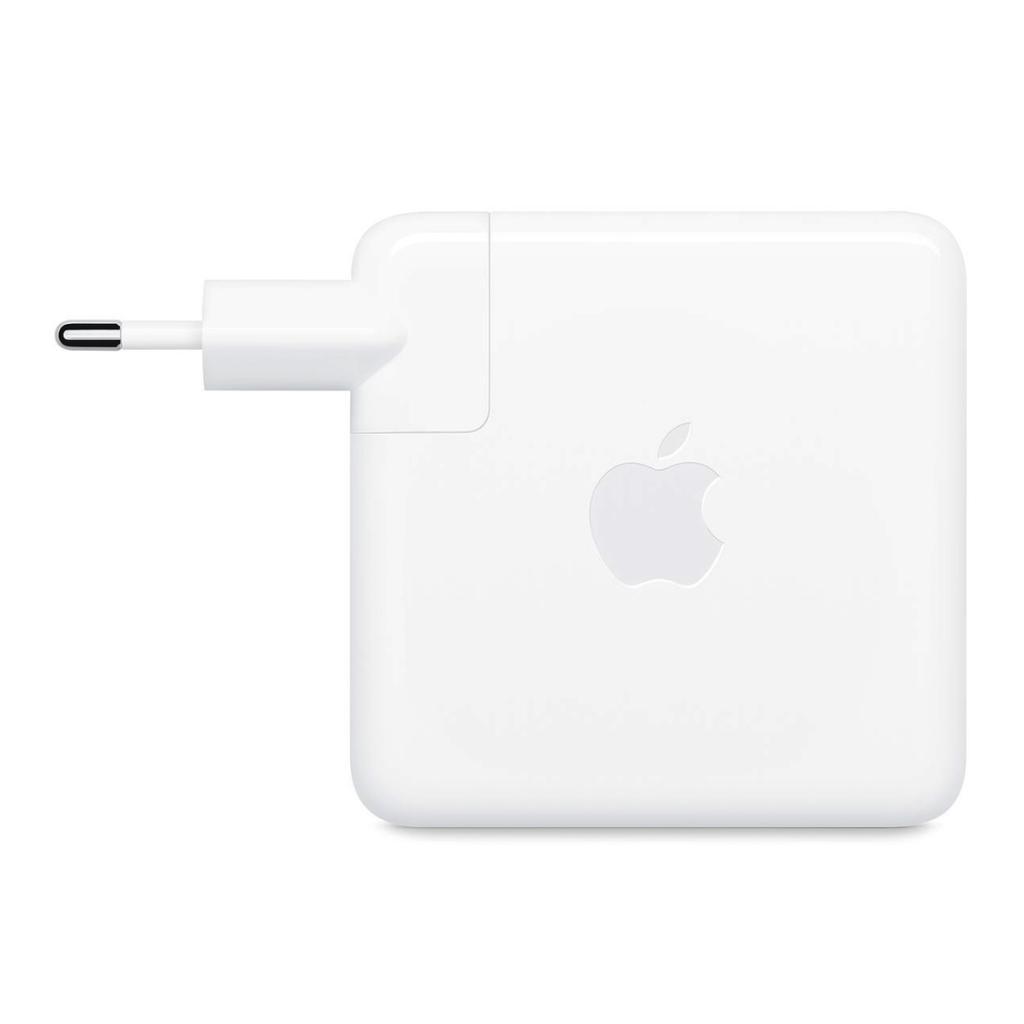Apple 96W USB‑C Power Adapter (MX0J2ZM/A) weiß - neu