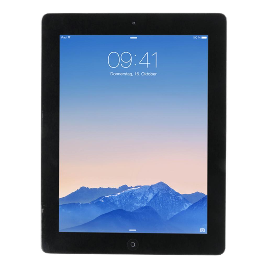Apple iPad 2 WLAN (A1395) 16 GB Schwarz - neu