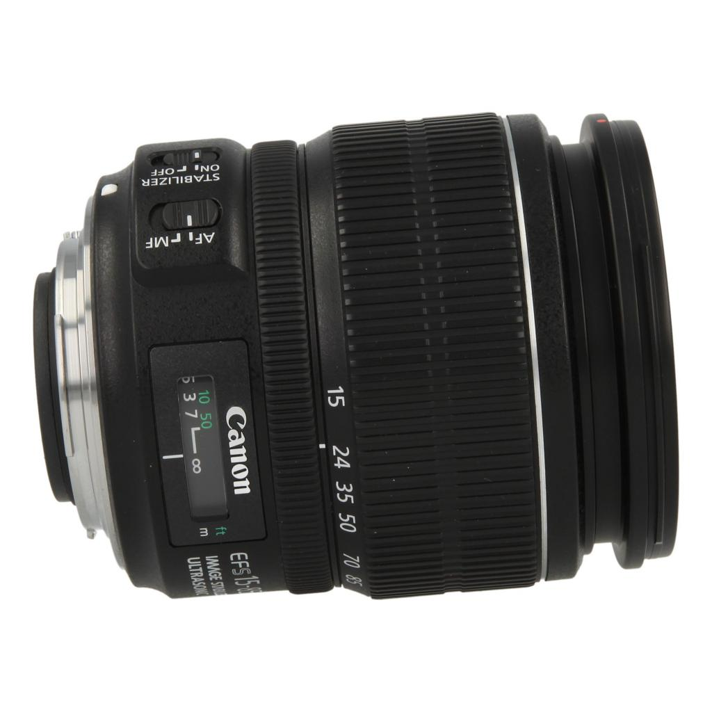 Canon EF-S 15-85mm 1:3.5-5.6 IS USM noir - Neuf