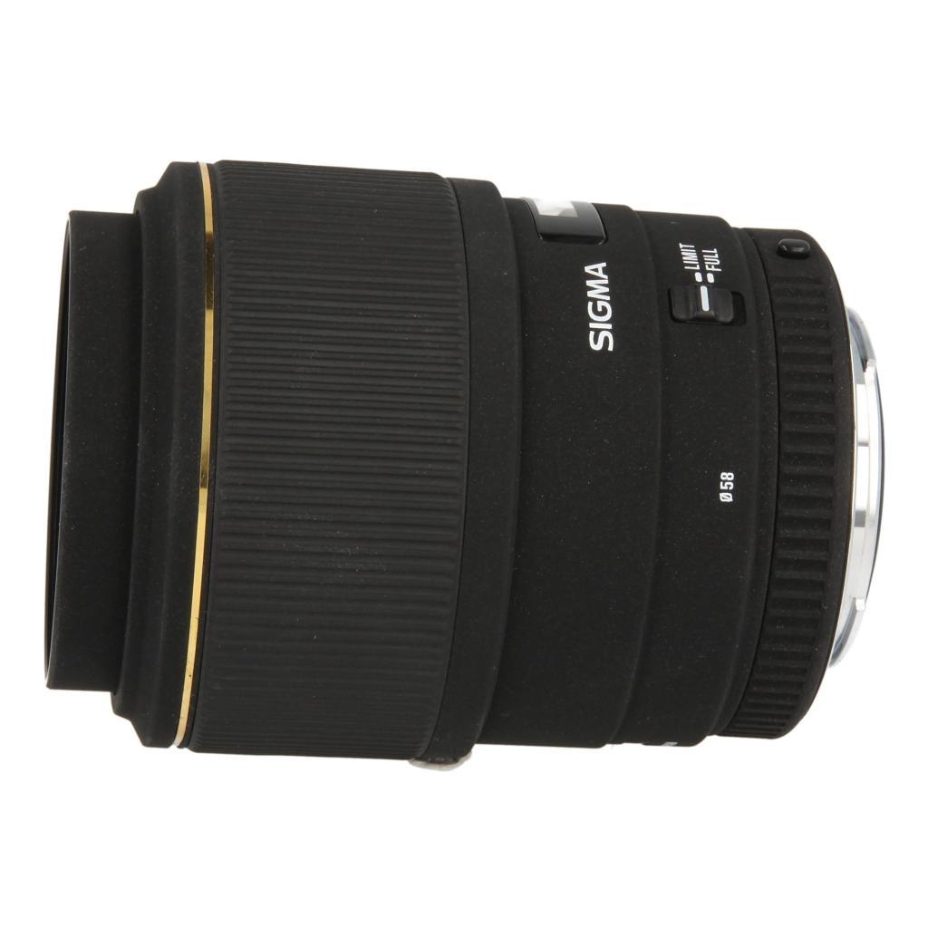 Sigma 105mm 1:2.8 AF EX Macro für Pentax schwarz - neu