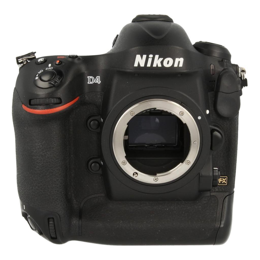 Nikon D4 negro - nuevo