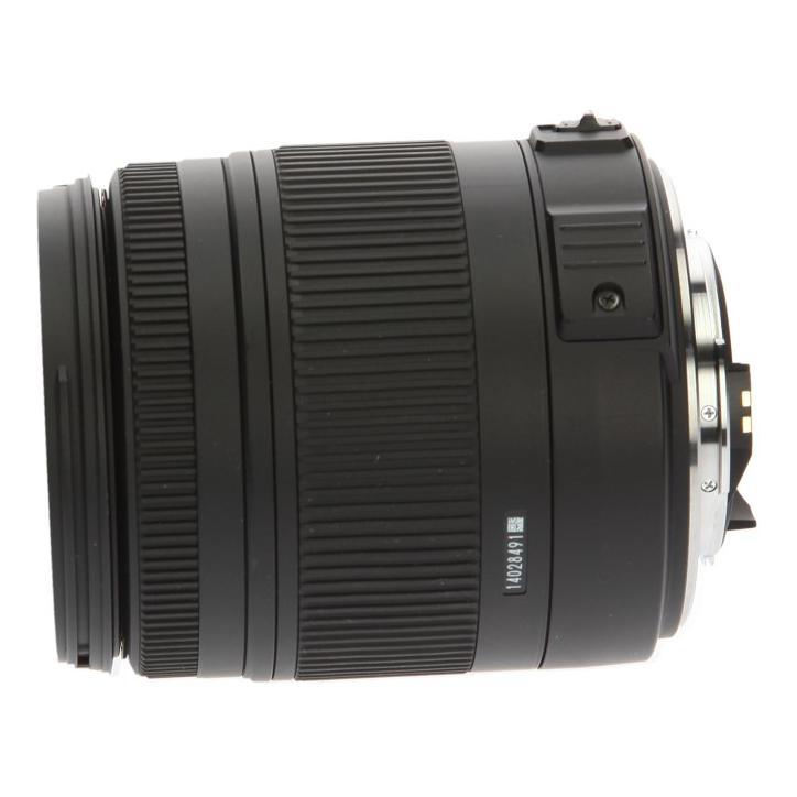 Sigma pour Pentax 18-250mm 1:3.5-6.3 DC HSM Macro noir - Neuf