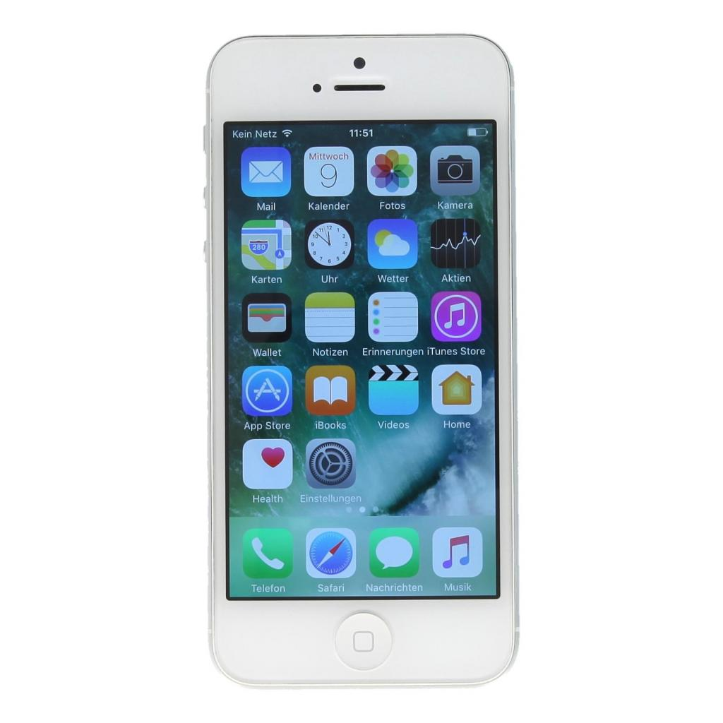 Apple iPhone 5 (A1429) 16 GB Weiss