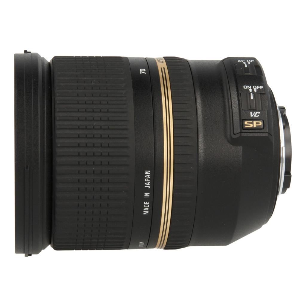 Tamron para Nikon 24-70mm 1:2.8 AF SP Di VC USD negro - nuevo