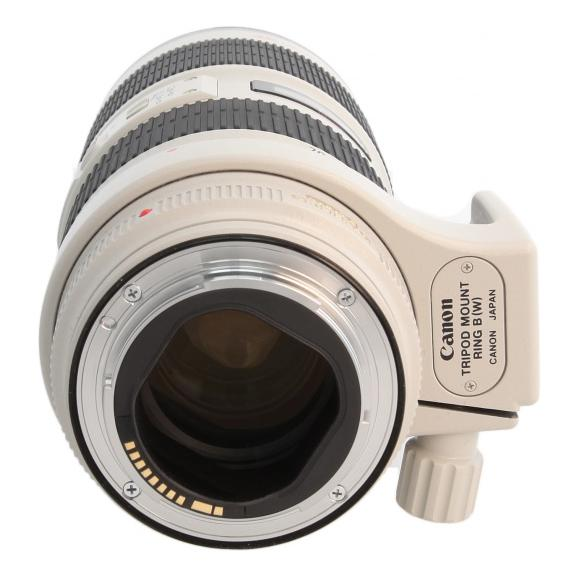 Canon EF 70-200mm 1:2.8 L IS II USM negro blanco - nuevo