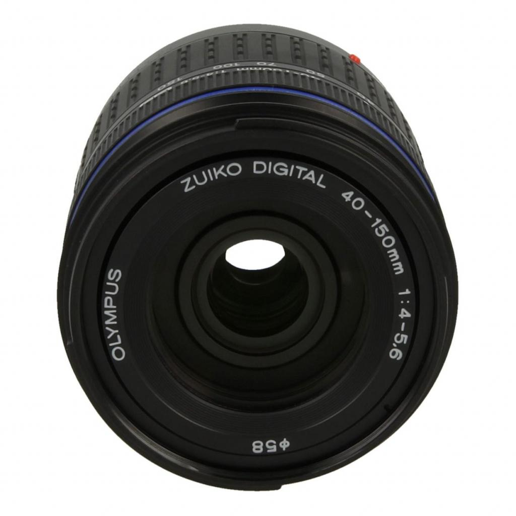 Olympus Zuiko Digital 40-150mm 1:4-5.6 ED Micro Four Thirds Schwarz - neu