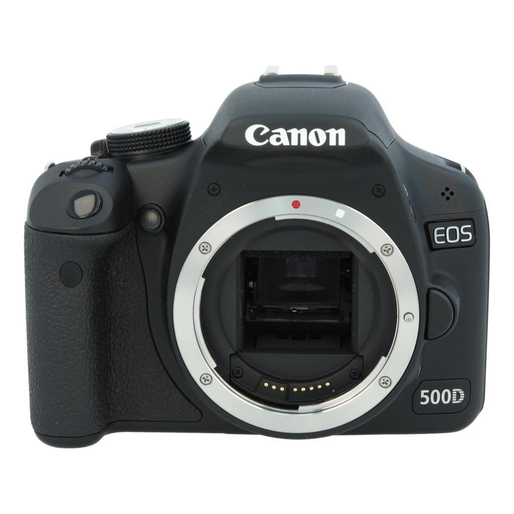 Canon EOS 500D noir - Neuf