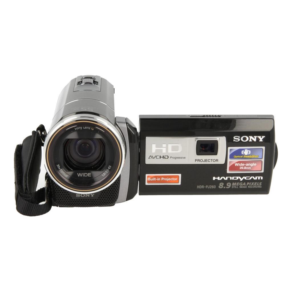 Sony HDR-PJ260VE Schwarz - neu