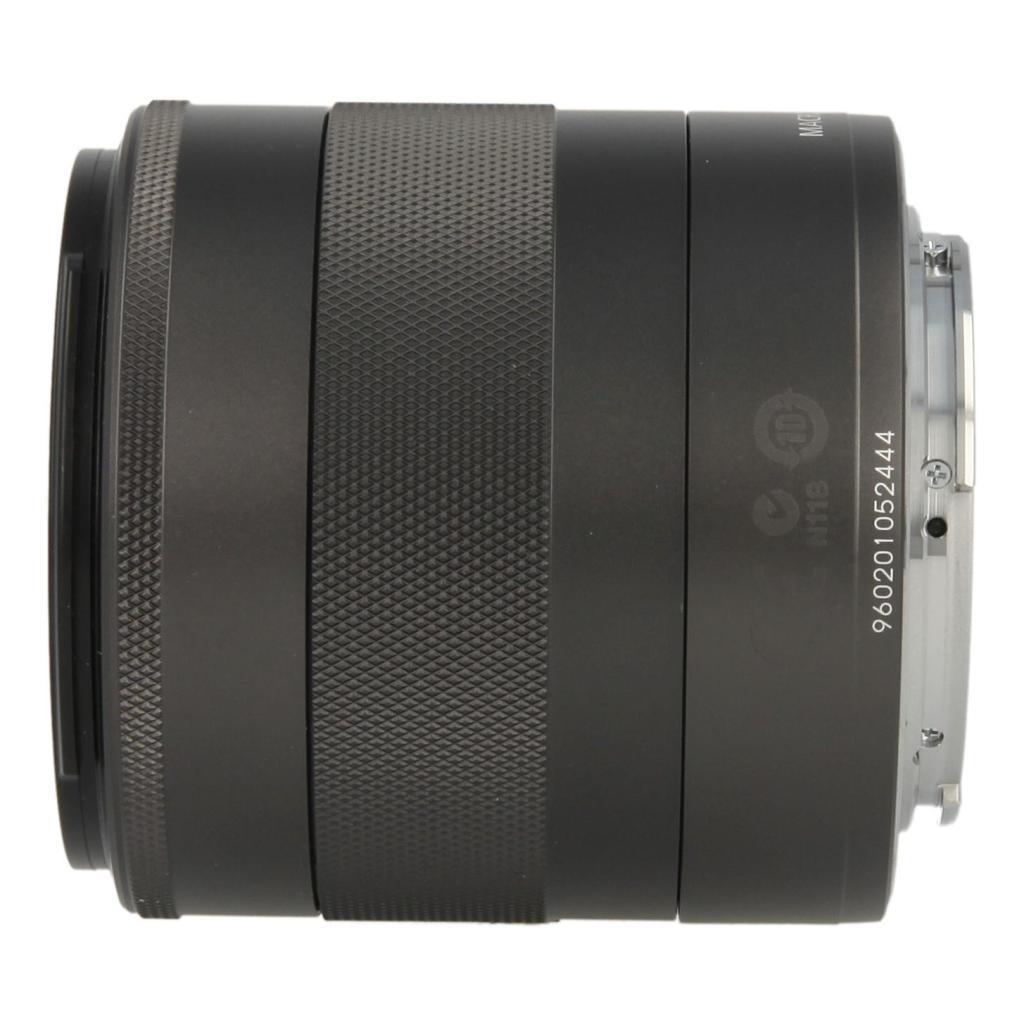 Canon EF-M 18-55mm 1:3.5-5.6 IS STM Schwarz - neu