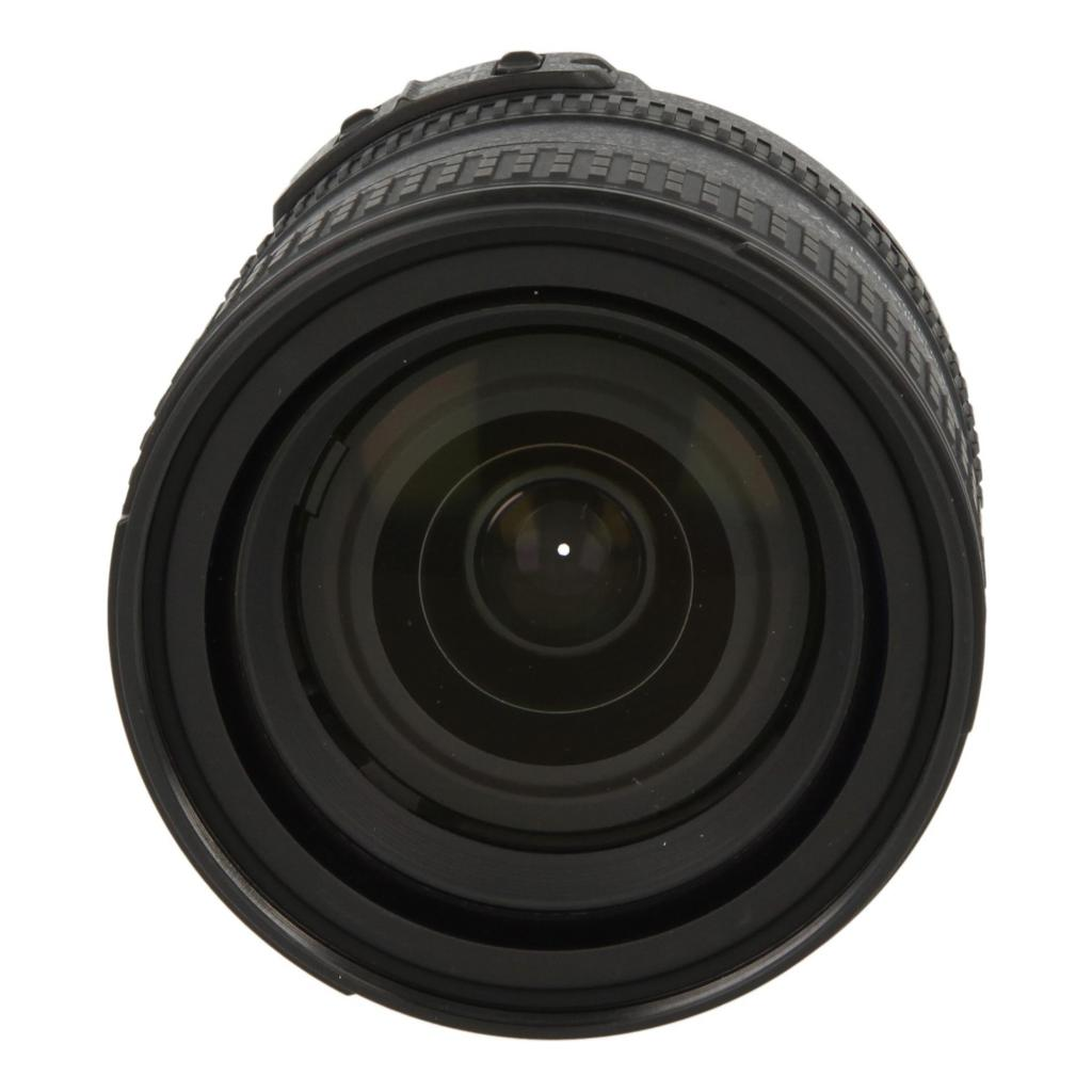 Nikon AF-S Nikkor 24-85mm 1:3.5-4.5G ED VR noir - Neuf