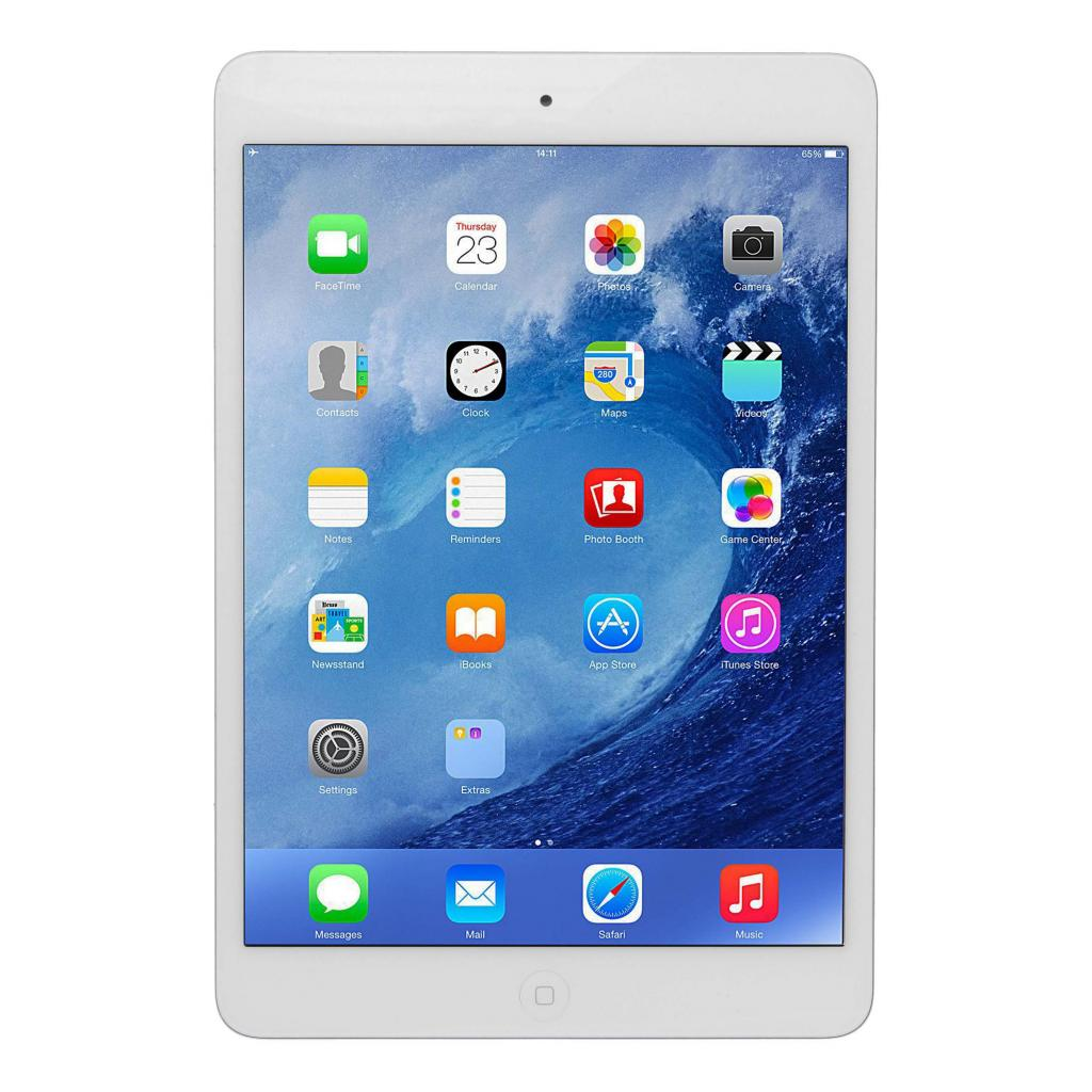 Apple iPad mini 2 WLAN (A1489) 64 GB plateado - nuevo