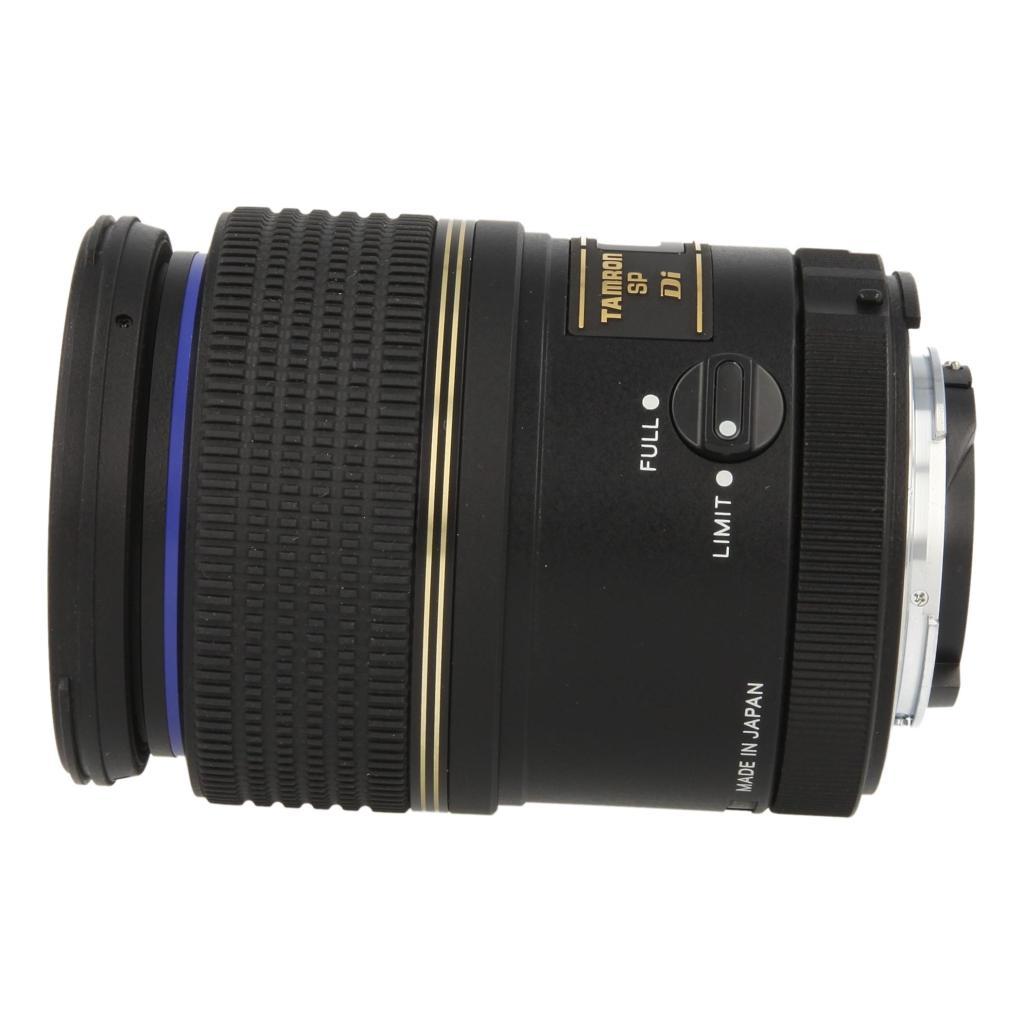 Tamron 90mm 1:2.8 AF SP Di Macro 1:1 für Nikon Schwarz - neu