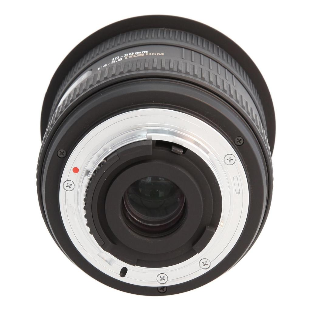 Sigma pour Nikon 10-20mm 1:4-5.6 EX DC HSM noir - Neuf