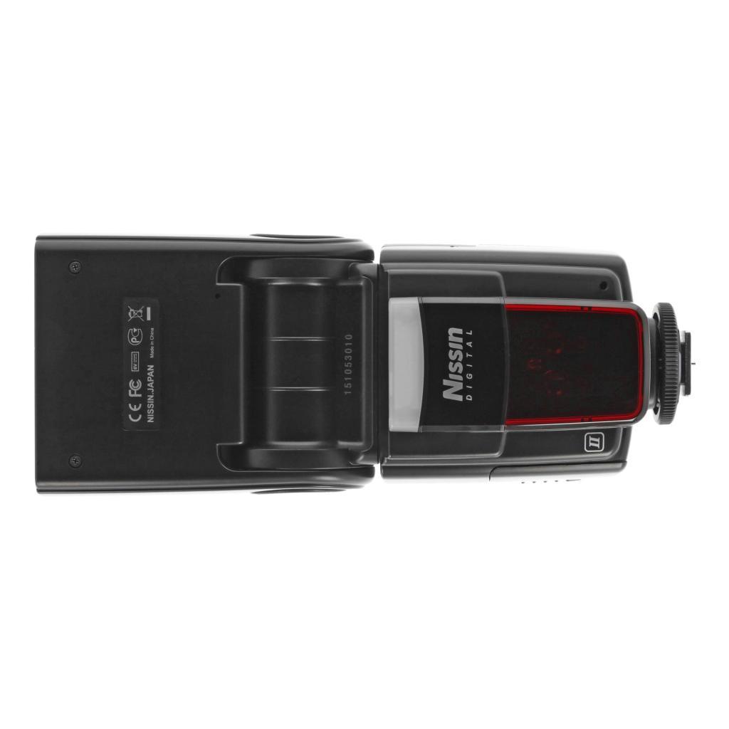 Nissin Speedlite Di866 para Canon negro - nuevo