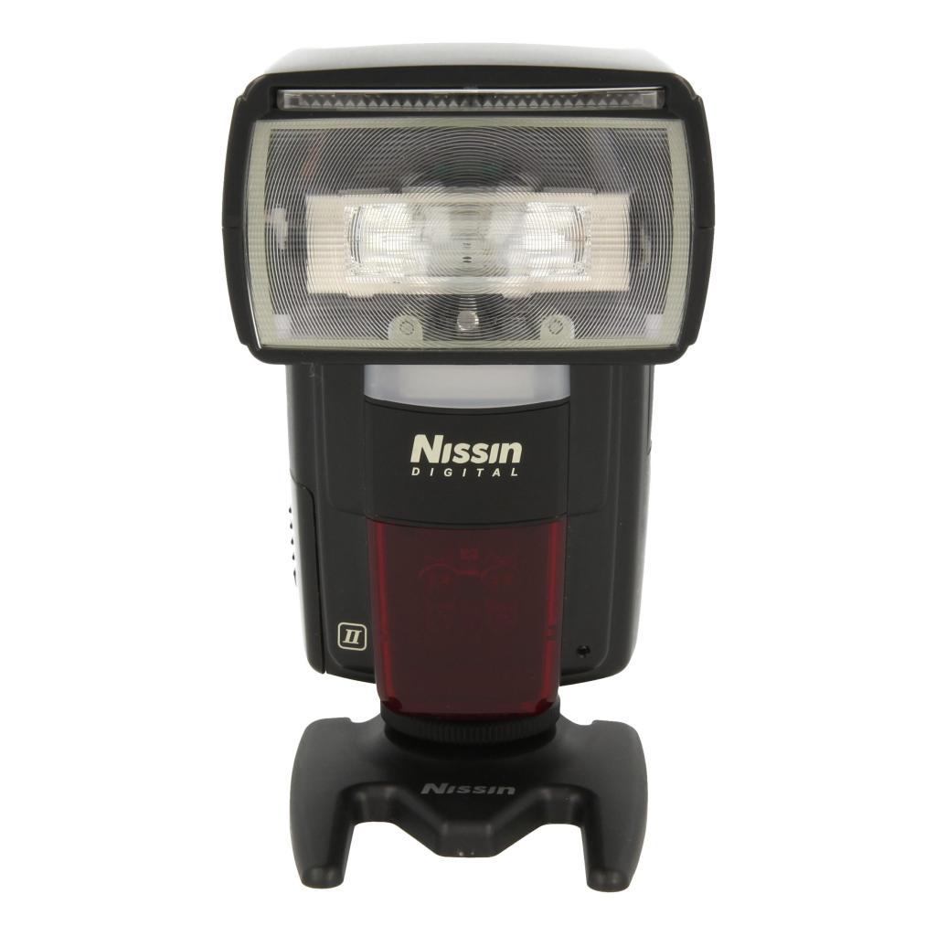 Nissin Di866 Mark II para Nikon negro - nuevo