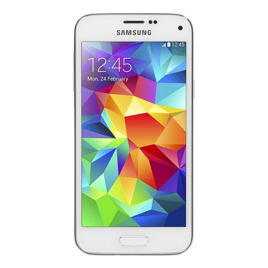 Samsung Galaxy S5 mini (SM-G800F) 16 GB blanco brillante - nuevo