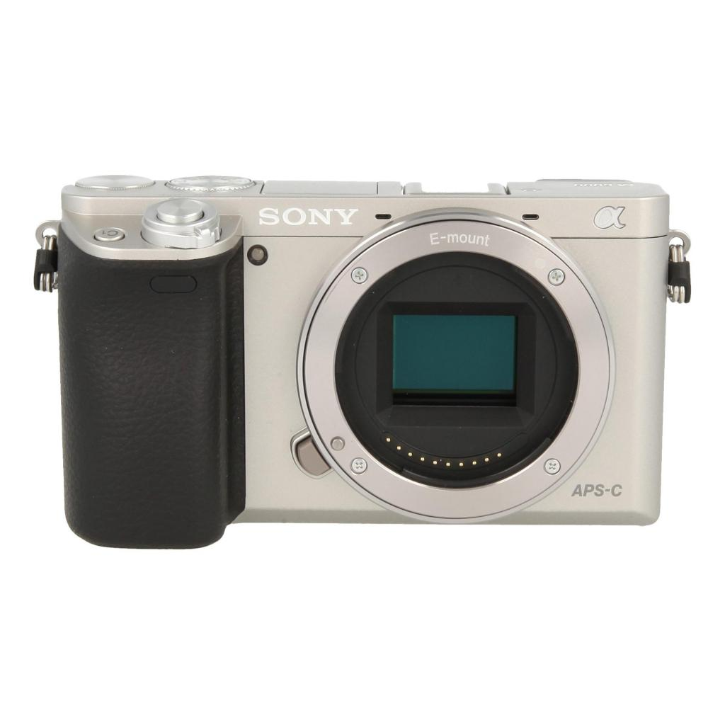 Sony Alpha 6000/ILCE-6000 argent - Neuf