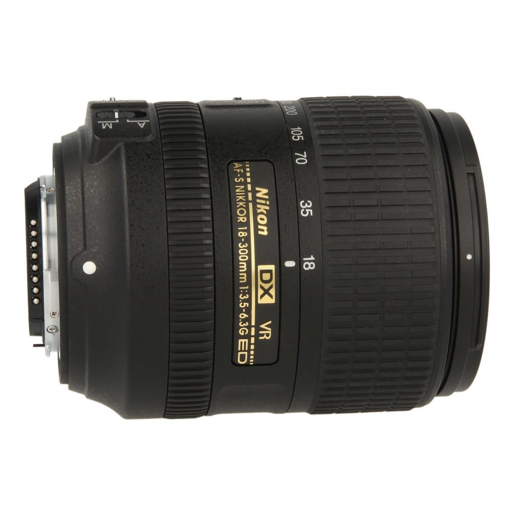 Nikon 18-300mm 1:3.5-6.3 AF-S G ED VR DX NIKKOR schwarz - neu